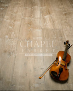 Origineel Chapel Parket 17th Century Smoked White 25x380mm