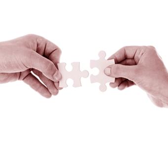 handen ineen partnership